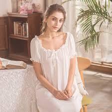 <b>Roseheart Women Fashion</b> Female White Sexy Sleepwear Night ...