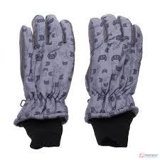 Перчатки горнолыжные, 035 — полиэстер 100%   Зима   Спорт ...
