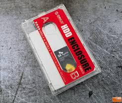<b>ORICO 2.5</b>-<b>inch</b> Cassette Tape <b>External</b> USB Drive Enclosure - Legit ...