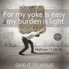 Image result for Matthew 11:28-30