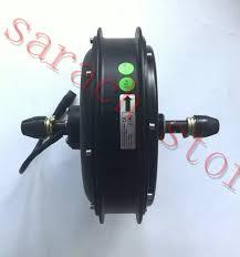 <b>1500W 48V</b> Hub Motor Electric Bicycle Brushless Non <b>gear</b> Rear ...