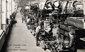 industrial inventions pictures industrial revolution history com ford rouge ford cars ford river rouge plant assembly line 1930s