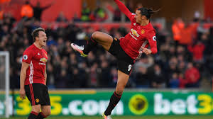 zlatan ibrahimovic scores th club career goal official football news