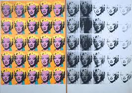 th century art andy warhol howard bosler artist marilyn diptych 1962