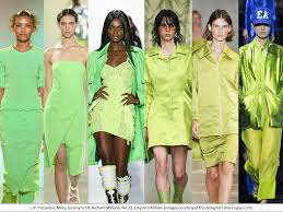 Spring <b>Summer 2019</b> Trends Overview Vol.1: Colour, Prints ...