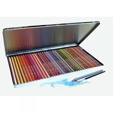 <b>Graduate Aquarell</b> Colour Pencils Tin of 36 Assorted Colours ...