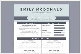 modern resume templates docx to make recruiters awe sea blue best resume template package – for microsoft word