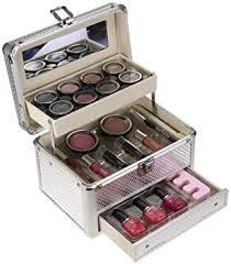 Guylond <b>22 Piece Cosmetic</b> Case Makeup Set: Amazon.co.uk ...