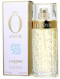 <b>Lancome O d'Azur EdT</b> 75ml in duty-free at airport Baku