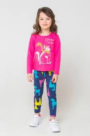 <b>Бриджи</b> для девочки, артикул: К 4074, цвет: ультрамарин ...