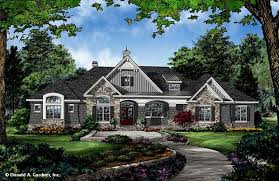 Craftsman House Plans  amp  Craftsman Style Homes   Don GardnerHouse Plan The Chaucer