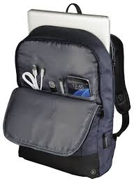 Купить <b>Рюкзак HAMA Manchester Notebook</b> Backpack 15.6 blue по ...