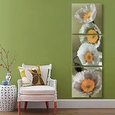 [$87.49] <b>E</b>-<b>HOME</b>® Stretched <b>Canvas</b> Art Flower Decoration ...