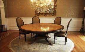 7ft dining table: satinwood dining table with windrose inlay