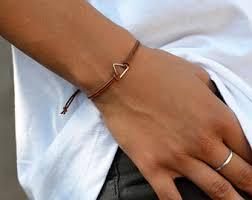 <b>Geometric bracelet</b> | Etsy