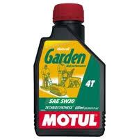 <b>Масло</b> для садовой техники Motul Garden <b>4T</b> 5W30 0.6 л ...