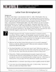 call for unity and letter from a birmingham jail washington sign up to access the rest of the document
