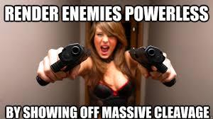 Strong Female Character memes   quickmeme via Relatably.com
