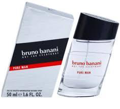 <b>Bruno Banani Pure</b> Man Eau de Toilette for Men 50 ml - Buy Online ...