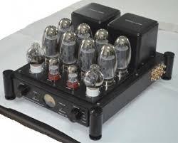 <b>Ламповый</b> усилитель мощности звука Ultimate Audio MC-34 AB ...