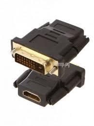 <b>Аксессуар Perfeo HDMI A/F</b>-DVI-D/M A7004, код 4607147634776
