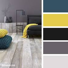 gray color combinations rooms