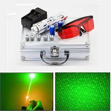 HOT! <b>High power</b> Military Green <b>laser pointer</b> 500w 500000m ...