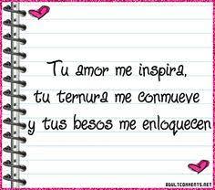 ROMANTIC LOVE QUOTES IN SPANISH ~ FindMemes.com