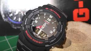Обзор <b>Часы Casio G</b>-Shock <b>G</b>-100-1BMJF - YouTube