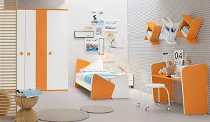 orange white bedroom kids bedroom design awesome modern kids desks 2 unique kids