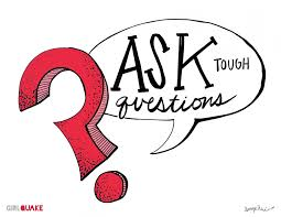 to make it in business women are asking tough questions