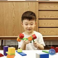<b>Детский</b> магнитный <b>конструктор</b> Xiaomi <b>Mi Mitu</b> Child Magnetic ...