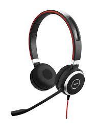 Гарнитура <b>Jabra EVOLVE 40</b> MS Stereo Jabra 6349312 в ...