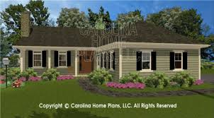D Images For CHP SG   AA   Small Country Style D House Plan ViewsSG  D Front View