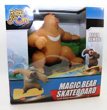 """Игрушка на радиоуправлении """"Большой <b>медведь на скейте</b>"""", 41 ..."""