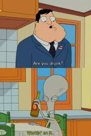 American Dad on Pinterest | American Dad Funny, Aliens and Good ... via Relatably.com