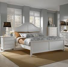 l good looking grey bedroom design ideas with white painted wooden bed frame which has finsbury headboard and cool drum shade bed lamp on white lacquered brilliant grey wood bedroom furniture set home