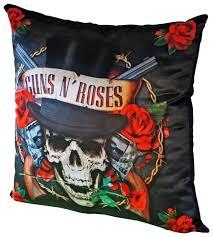 <b>Подушка</b> декоративная Gift'n'Home <b>Guns N</b>' Roses 35х35 см (PLW ...