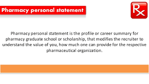 writing a winning personal statement for pharmacy  sample writing a winning personal statement for pharmacy