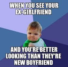 EX GIRLFRIEND MEMES image memes at relatably.com via Relatably.com