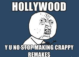 Image result for pictures of film remakes