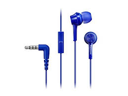 Buy <b>Panasonic</b> Blau <b>RP</b>-<b>TCM105E</b>-A <b>Headphones</b> Online at Low ...