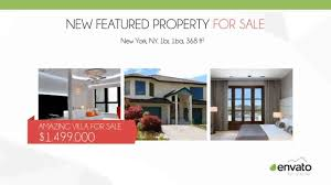 real estate advertising after effects template real estate advertising after effects template