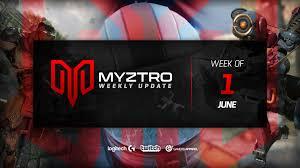 Myztro Weekly Update 17: 6/1/20 - Myztro Gaming