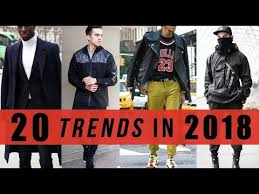 20 Style Trends You Will See In <b>2018</b> + <b>New Fashion</b> Trends ...
