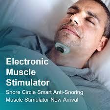 <b>Snore</b> Circle <b>Smart</b> Anti <b>Snoring</b> Device Muscle Stimulator <b>Snore</b> ...