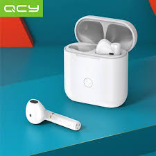 <b>QCY T8 TWS Earphones</b> BT5.1 Wireless Headphones HiFi Sound ...
