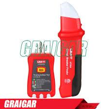 <b>Uni</b>-<b>t Ut25a Professional Automatic</b> Circuit Breaker Finder Socket ...
