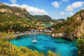 Risultati immagini per descrizione Corfu turistica