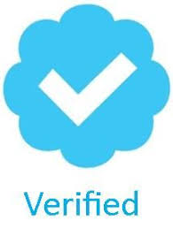 Image result for twitter verified tick